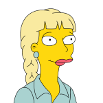 Character: Annette (Simpsons) from Gotofap.tk