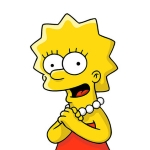 Character: Lisa Simpson from Gotofap.tk